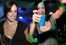 Nadya Suleman and Casey Anthony