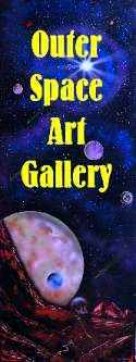 Outer Space Art Gallery