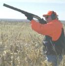 Dick Cheney hunting