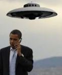 obama and alien ship